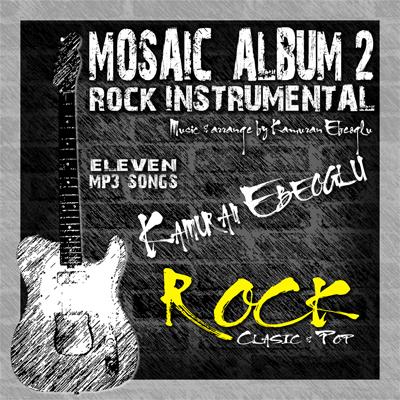 Product picture MosaicAlbum2RockRingtones