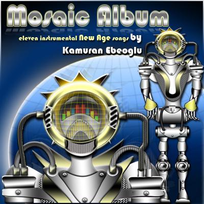 Product picture Mosaic Album